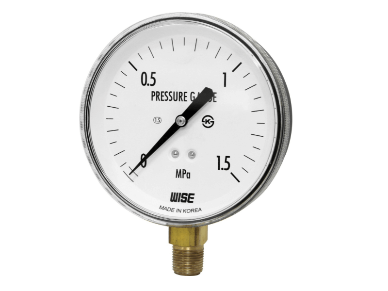 Đồng hồ áp suất P140 - 3