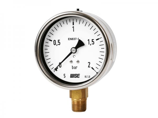 Đồng hồ áp suất P253 - 2