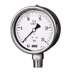 Đồng hồ áp suất P258 - 2