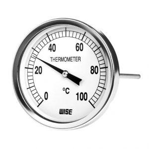 đồng hồ nhiệt độ T114 - wise