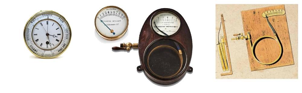 Lịch sử đồng hồ đo áp suất