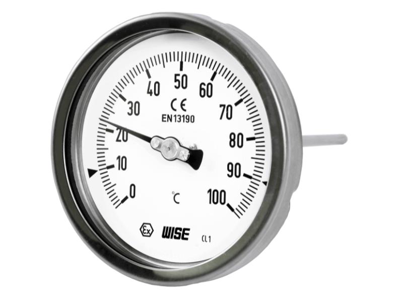 Đồng hồ nhiệt độ T110 - 3