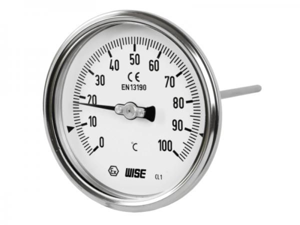 Đồng hồ nhiệt độ T112 - 2