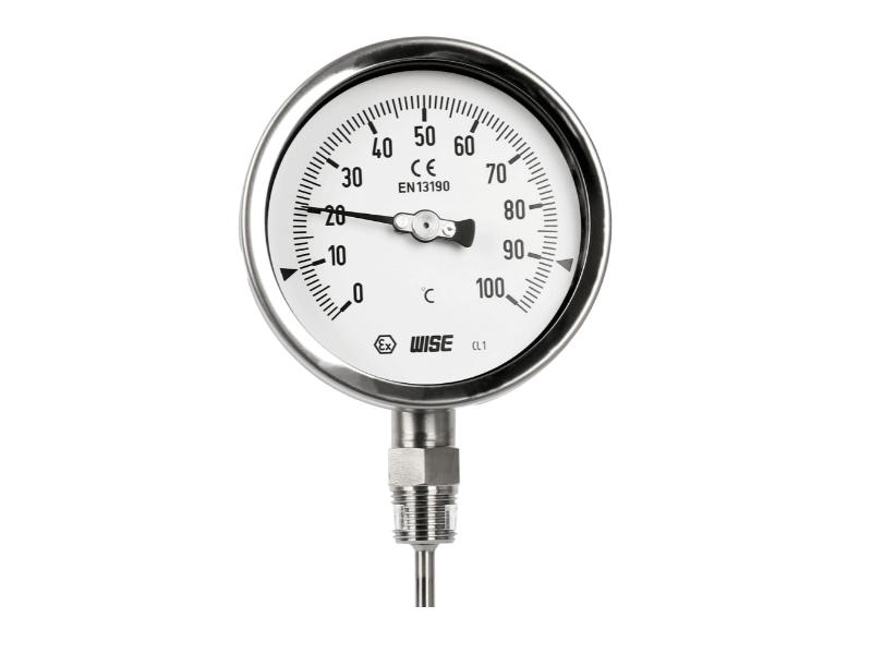 Đồng hồ nhiệt độ T120 - 4