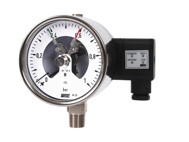 Đồng hồ áp suất P520 - 6