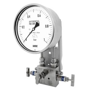 đồng hồ chênh áp P620 - P630