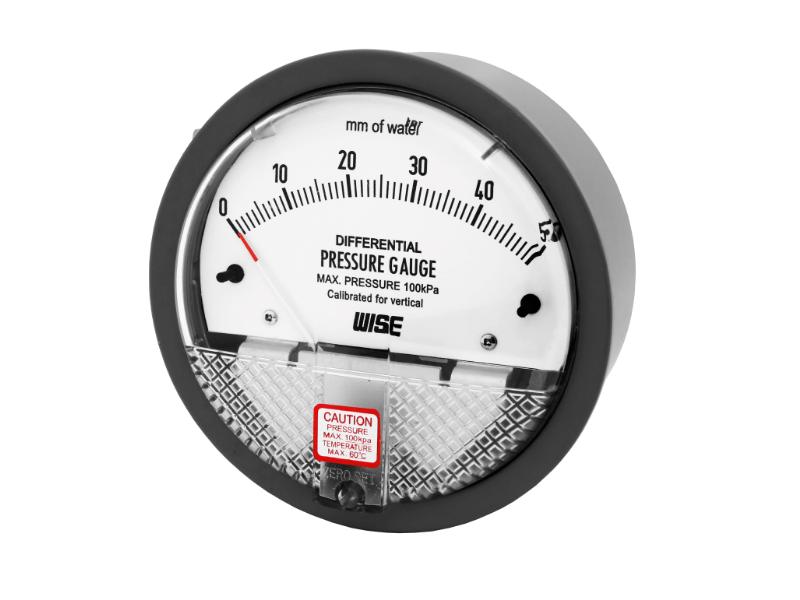 đồng hồ chênh áp P880 - 3