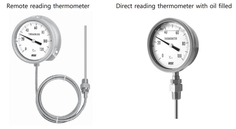 Đồng hồ nhiệt độ T190 - 1