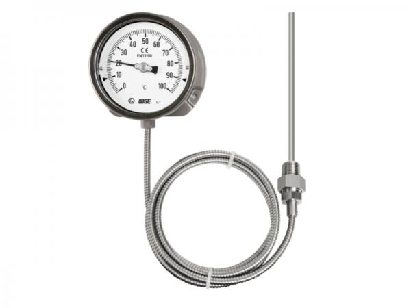 Đồng hồ nhiệt độ T210 - 2