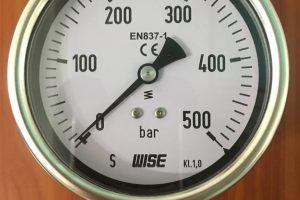 Đồng hồ áp suất thủy lực là gì