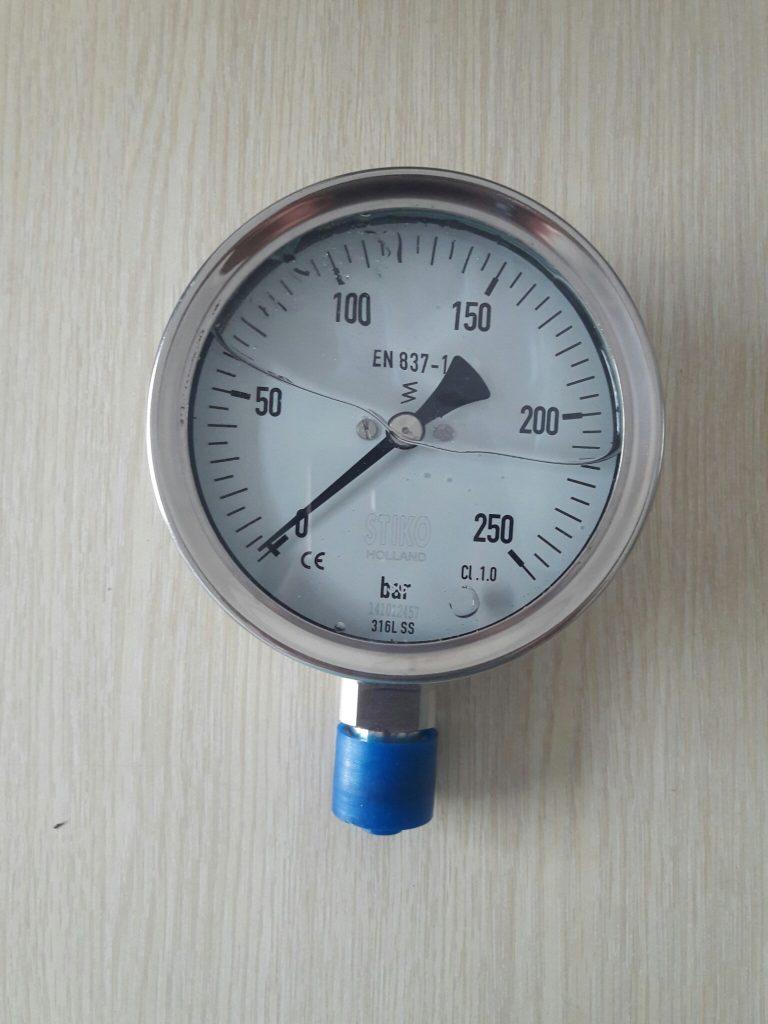Đồng hồ áp suất thủy lực có thông số kỹ thuật như thế nào?
